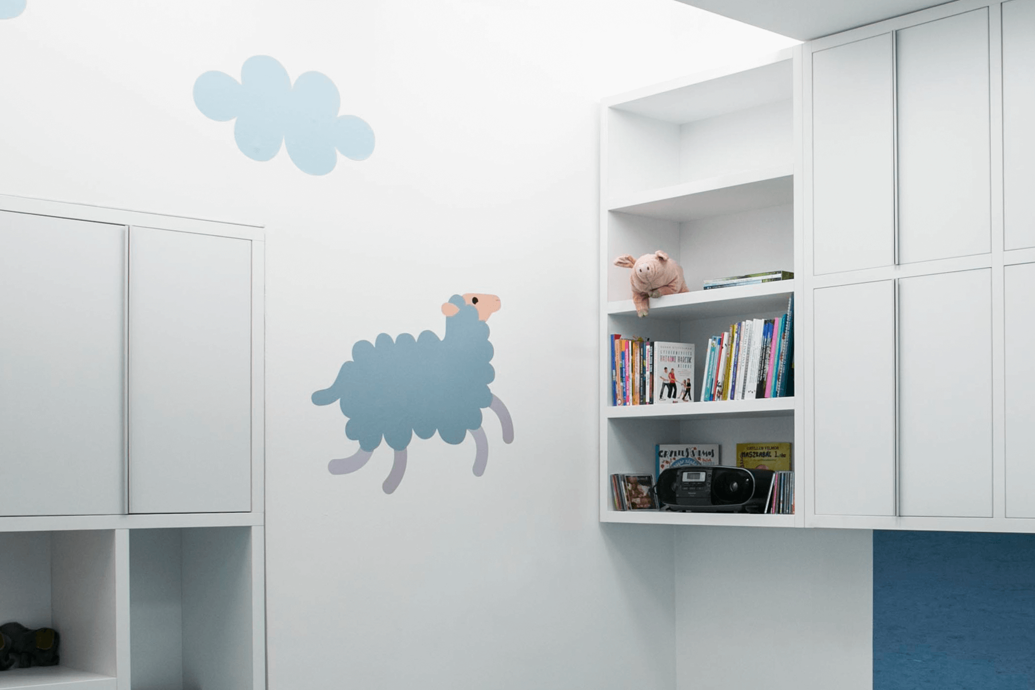 Wall decor - Sheep