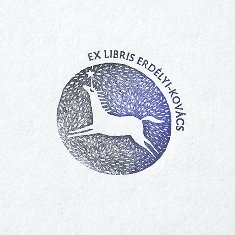 Ex libris Erdélyi-Kovács