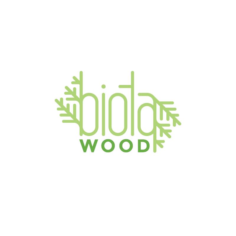 Wood bio logo