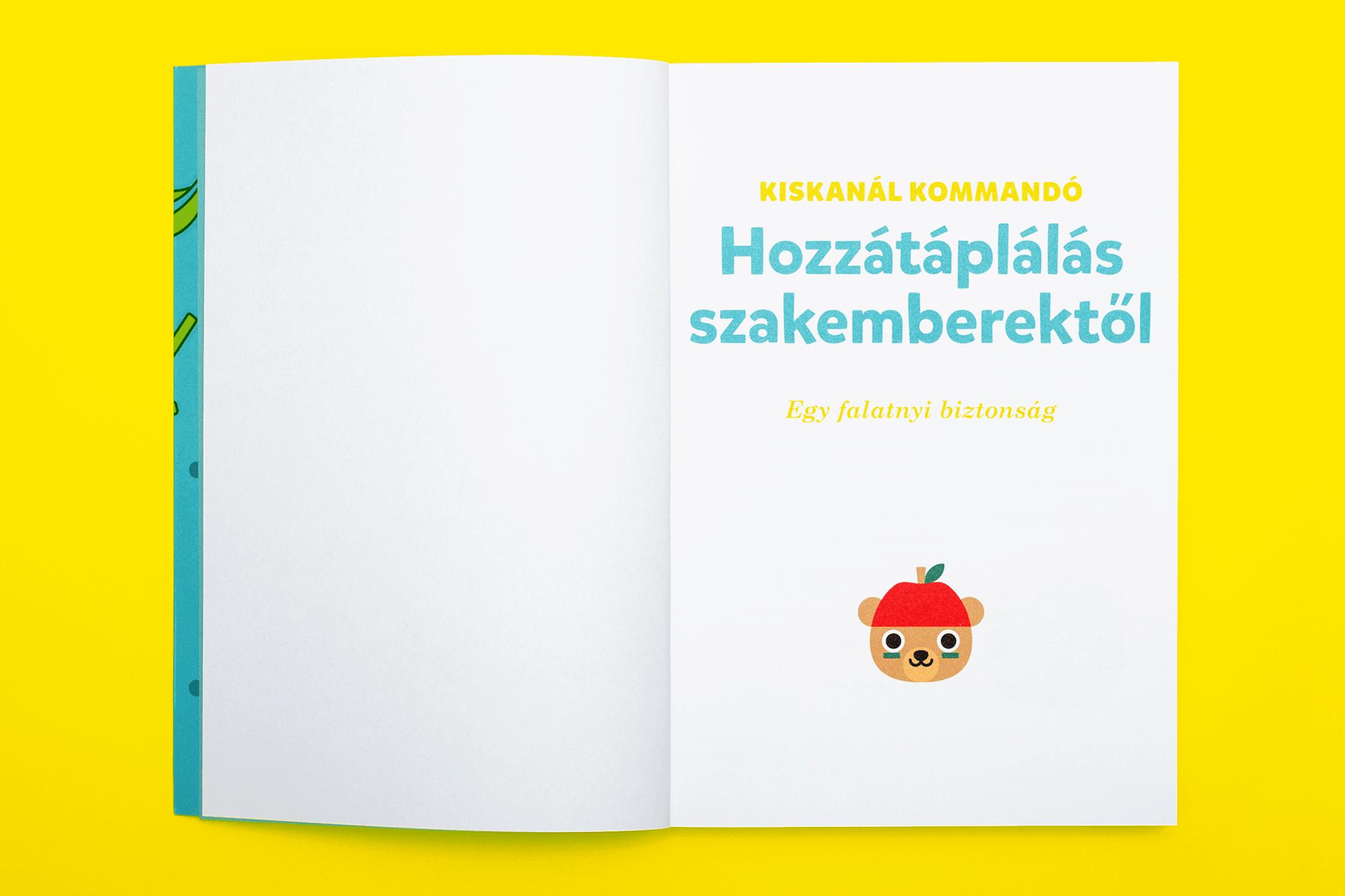 Kiskanal Kommando book