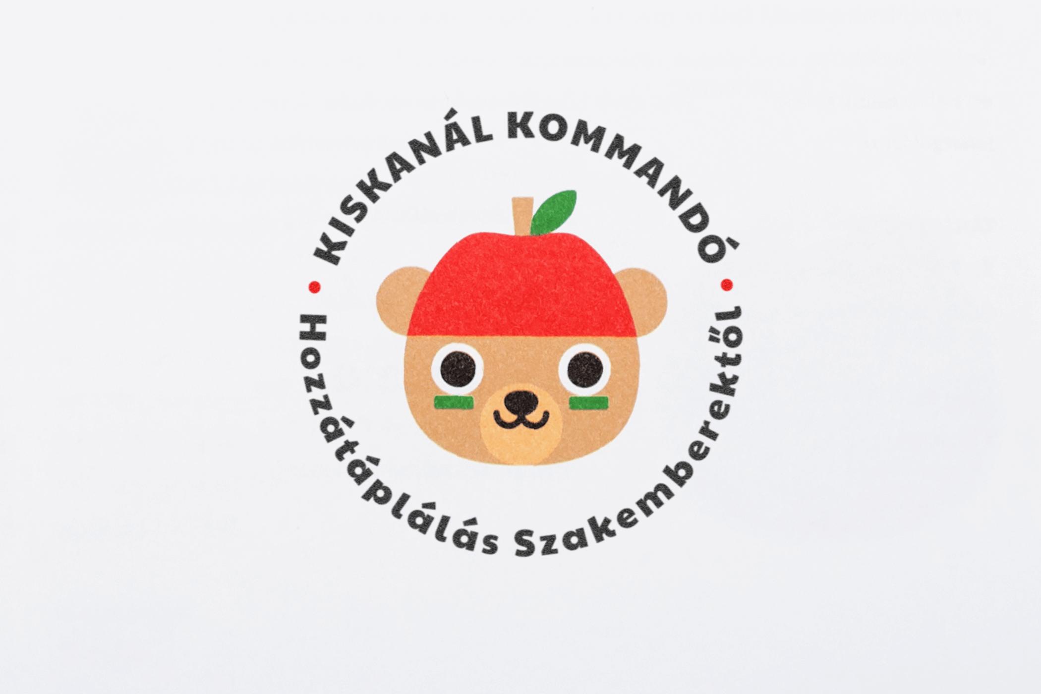 Kiskanal Kommando logo